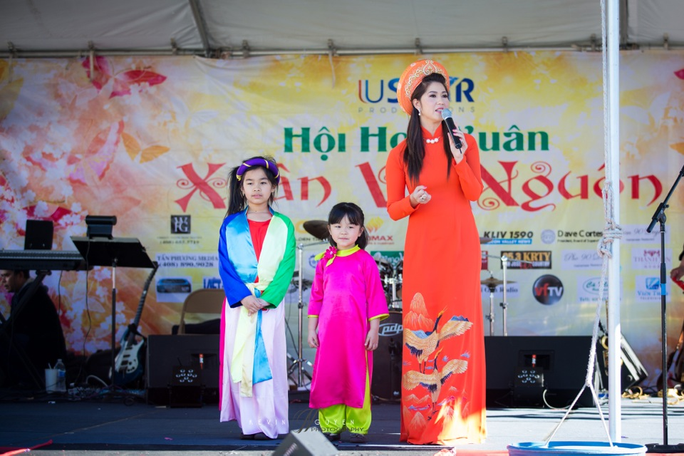 Hoi Hoa Xuân 2015 - Miss Vietnam of Northern California 2015 - Grand Century Mall - San Jose, CA - Image 101