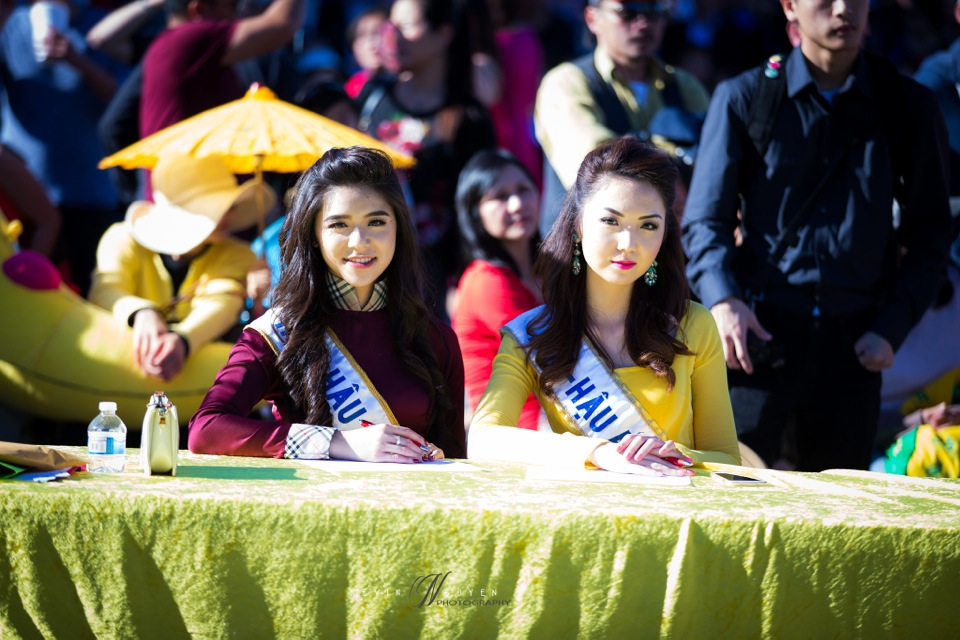 Hoi Hoa Xuân 2015 - Miss Vietnam of Northern California 2015 - Grand Century Mall - San Jose, CA - Image 102