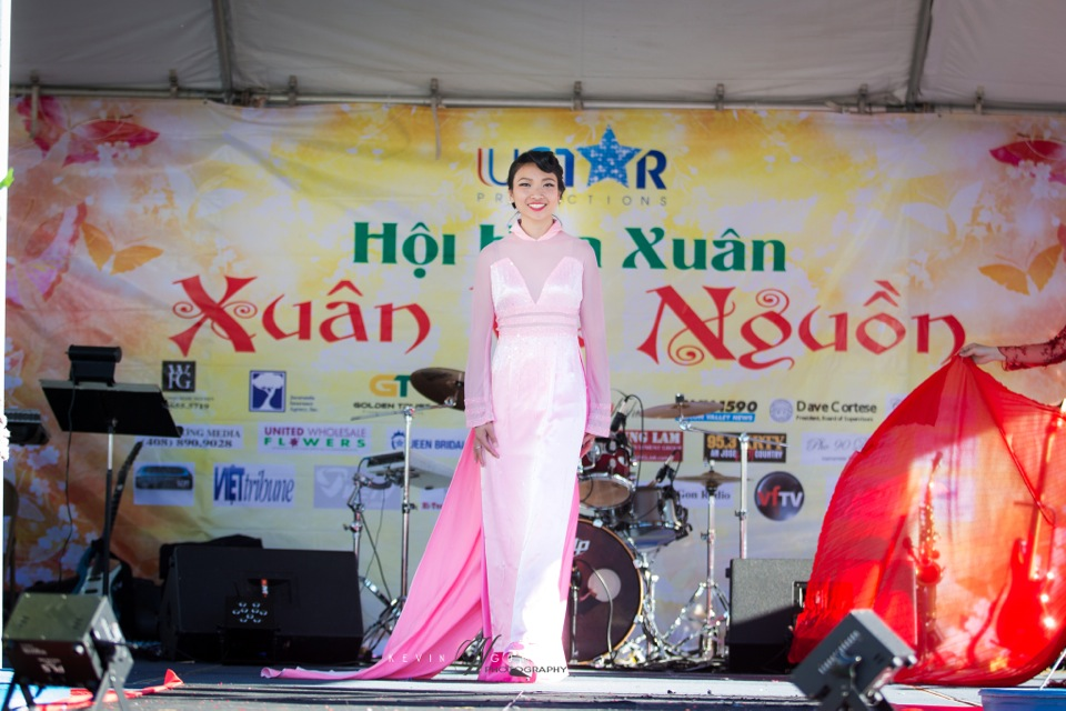 Hoi Hoa Xuân 2015 - Miss Vietnam of Northern California 2015 - Grand Century Mall - San Jose, CA - Image 110