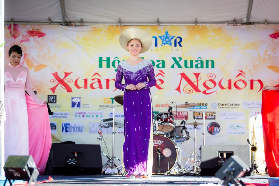 Hoi Hoa Xuân 2015 - Miss Vietnam of Northern California 2015 - Grand Century Mall - San Jose, CA - Image 111