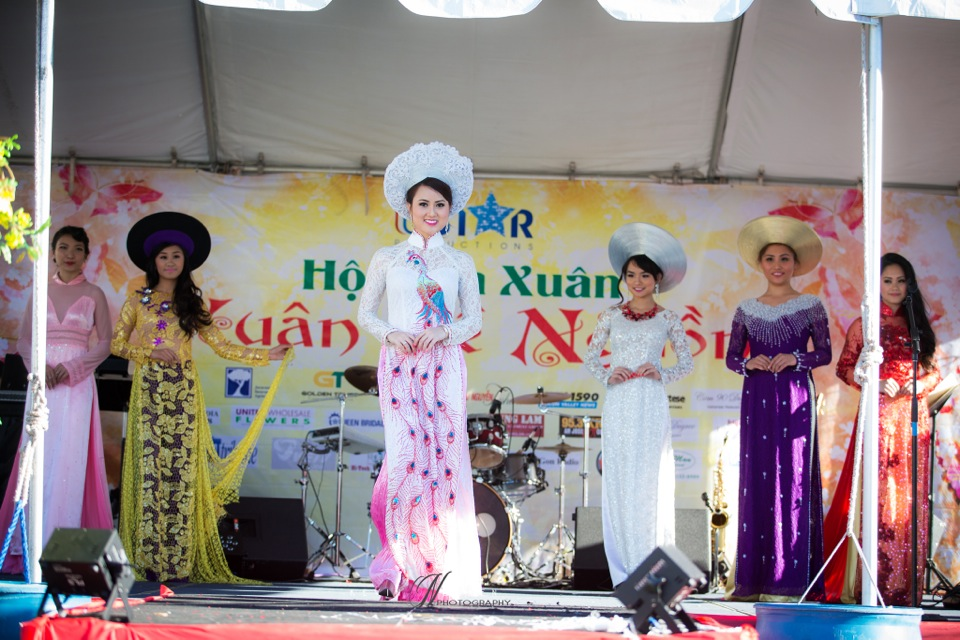 Hoi Hoa Xuân 2015 - Miss Vietnam of Northern California 2015 - Grand Century Mall - San Jose, CA - Image 117