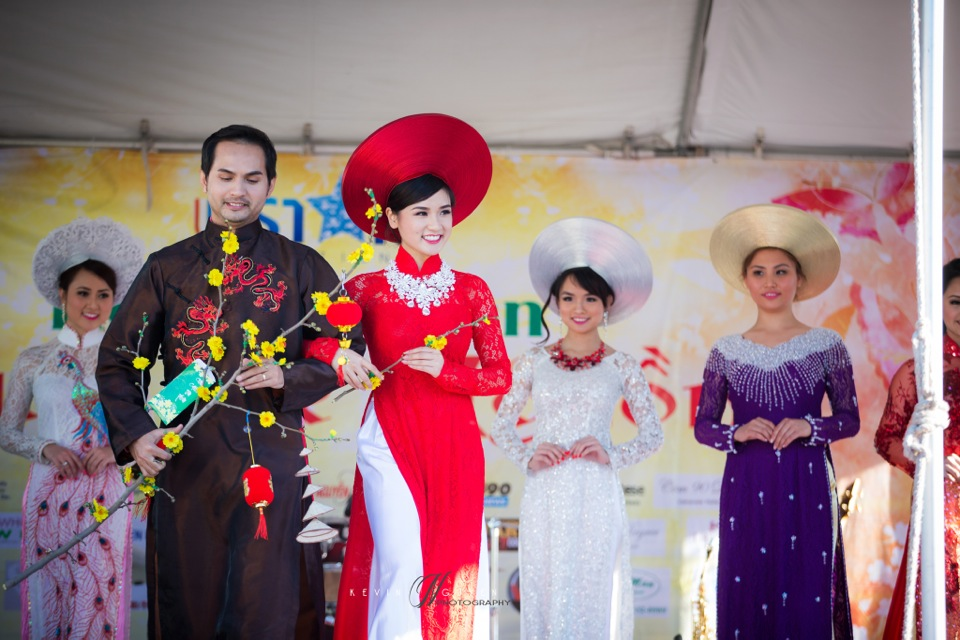 Hoi Hoa Xuân 2015 - Miss Vietnam of Northern California 2015 - Grand Century Mall - San Jose, CA - Image 119