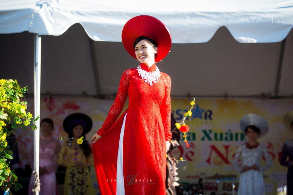 Hoi Hoa Xuân 2015 - Miss Vietnam of Northern California 2015 - Grand Century Mall - San Jose, CA - Image 121
