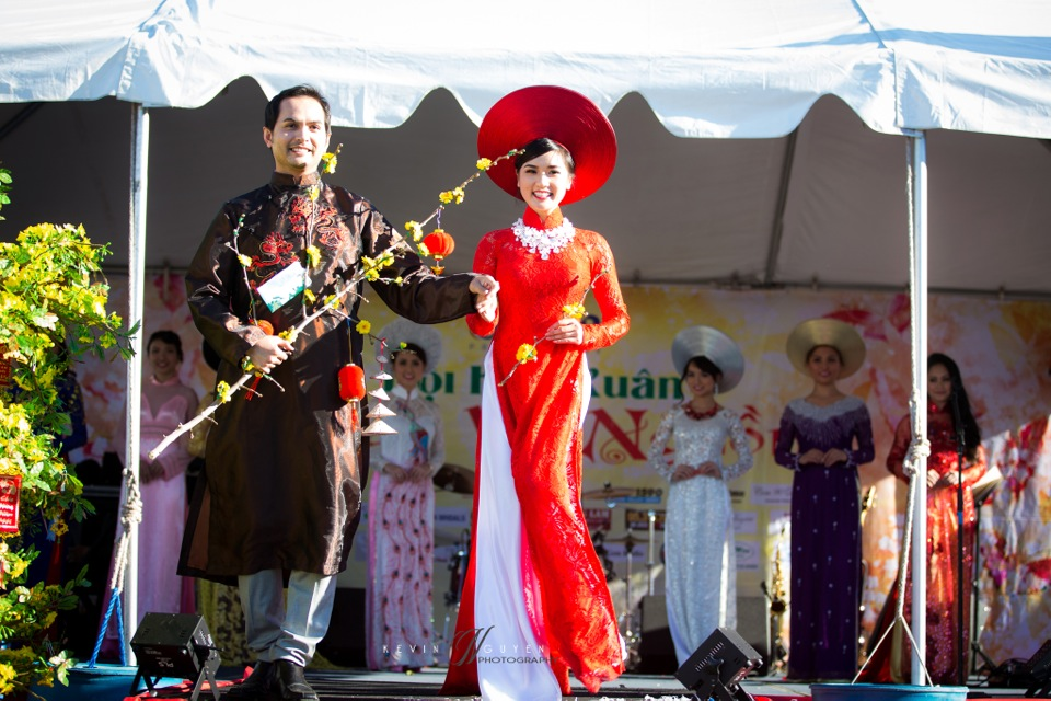 Hoi Hoa Xuân 2015 - Miss Vietnam of Northern California 2015 - Grand Century Mall - San Jose, CA - Image 122