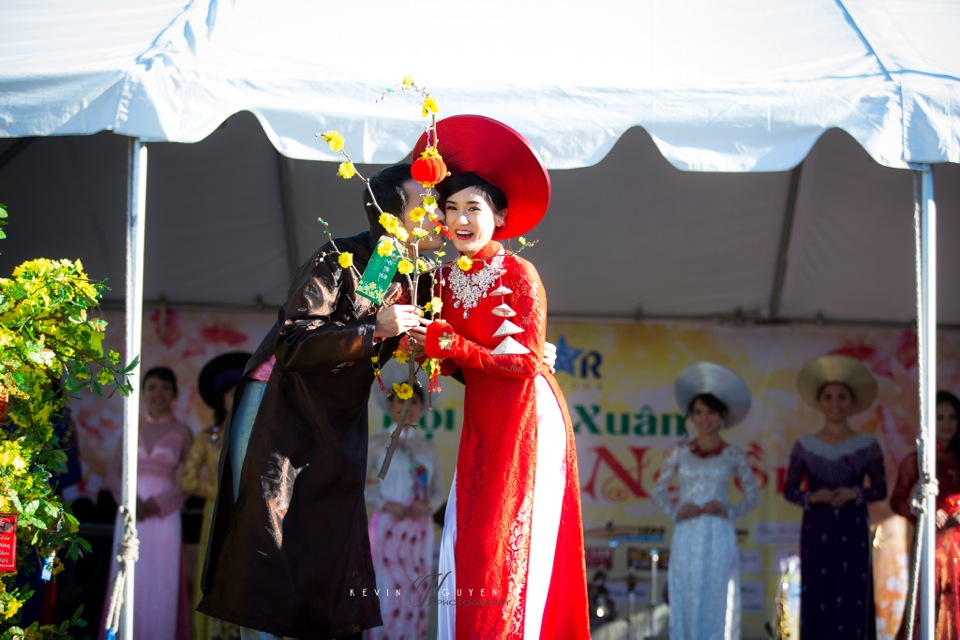 Hoi Hoa Xuân 2015 - Miss Vietnam of Northern California 2015 - Grand Century Mall - San Jose, CA - Image 124