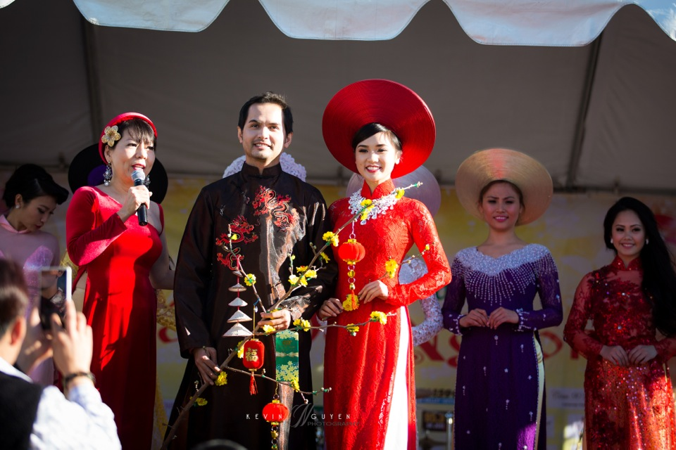 Hoi Hoa Xuân 2015 - Miss Vietnam of Northern California 2015 - Grand Century Mall - San Jose, CA - Image 126