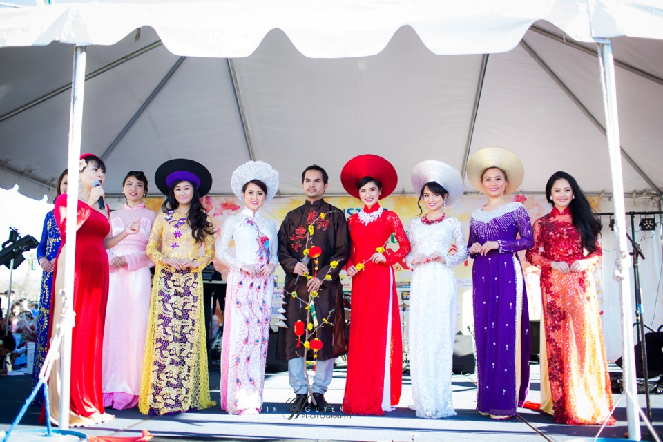 Hoi Hoa Xuân 2015 - Miss Vietnam of Northern California 2015 - Grand Century Mall - San Jose, CA - Image 127
