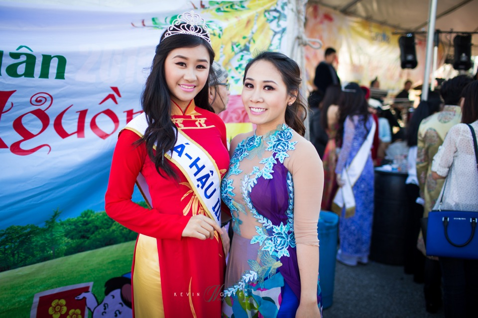 Hoi Hoa Xuân 2015 - Miss Vietnam of Northern California 2015 - Grand Century Mall - San Jose, CA - Image 128