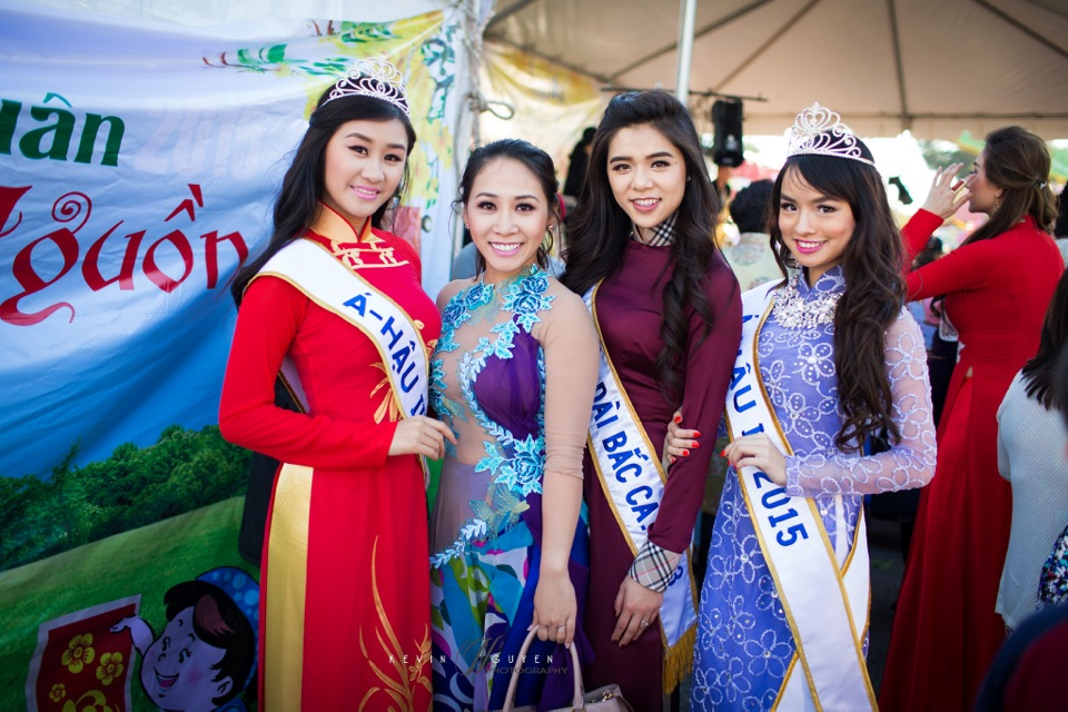 Hoi Hoa Xuân 2015 - Miss Vietnam of Northern California 2015 - Grand Century Mall - San Jose, CA - Image 129