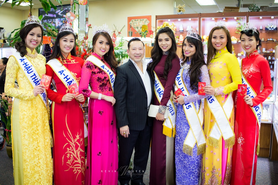 Hoi Hoa Xuân 2015 - Miss Vietnam of Northern California 2015 - Grand Century Mall - San Jose, CA - Image 130