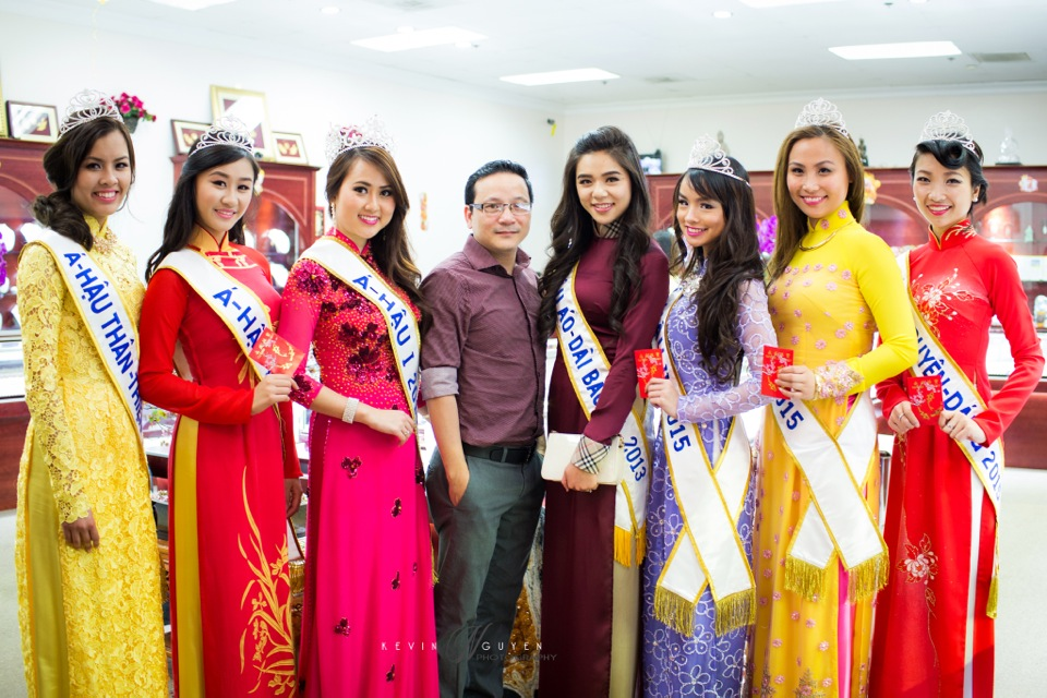 Hoi Hoa Xuân 2015 - Miss Vietnam of Northern California 2015 - Grand Century Mall - San Jose, CA - Image 131
