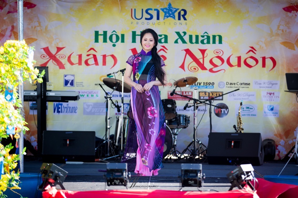 Hoi Hoa Xuân 2015 - Miss Vietnam of Northern California 2015 - Grand Century Mall - San Jose, CA - Image 132