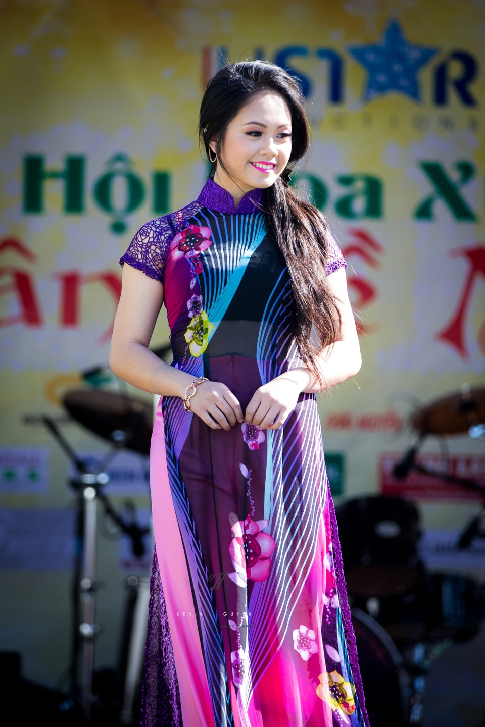 Hoi Hoa Xuân 2015 - Miss Vietnam of Northern California 2015 - Grand Century Mall - San Jose, CA - Image 133