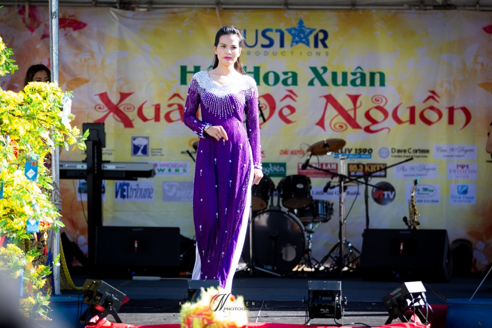 Hoi Hoa Xuân 2015 - Miss Vietnam of Northern California 2015 - Grand Century Mall - San Jose, CA - Image 135