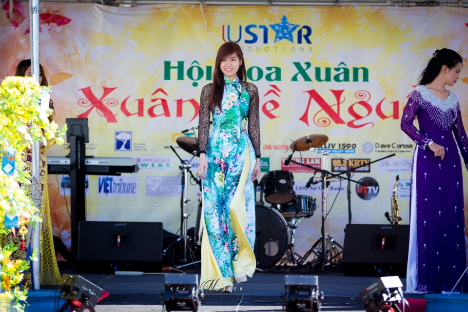 Hoi Hoa Xuân 2015 - Miss Vietnam of Northern California 2015 - Grand Century Mall - San Jose, CA - Image 136