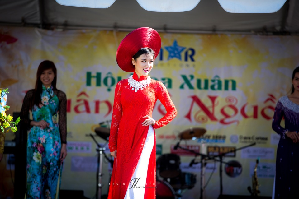 Hoi Hoa Xuân 2015 - Miss Vietnam of Northern California 2015 - Grand Century Mall - San Jose, CA - Image 138