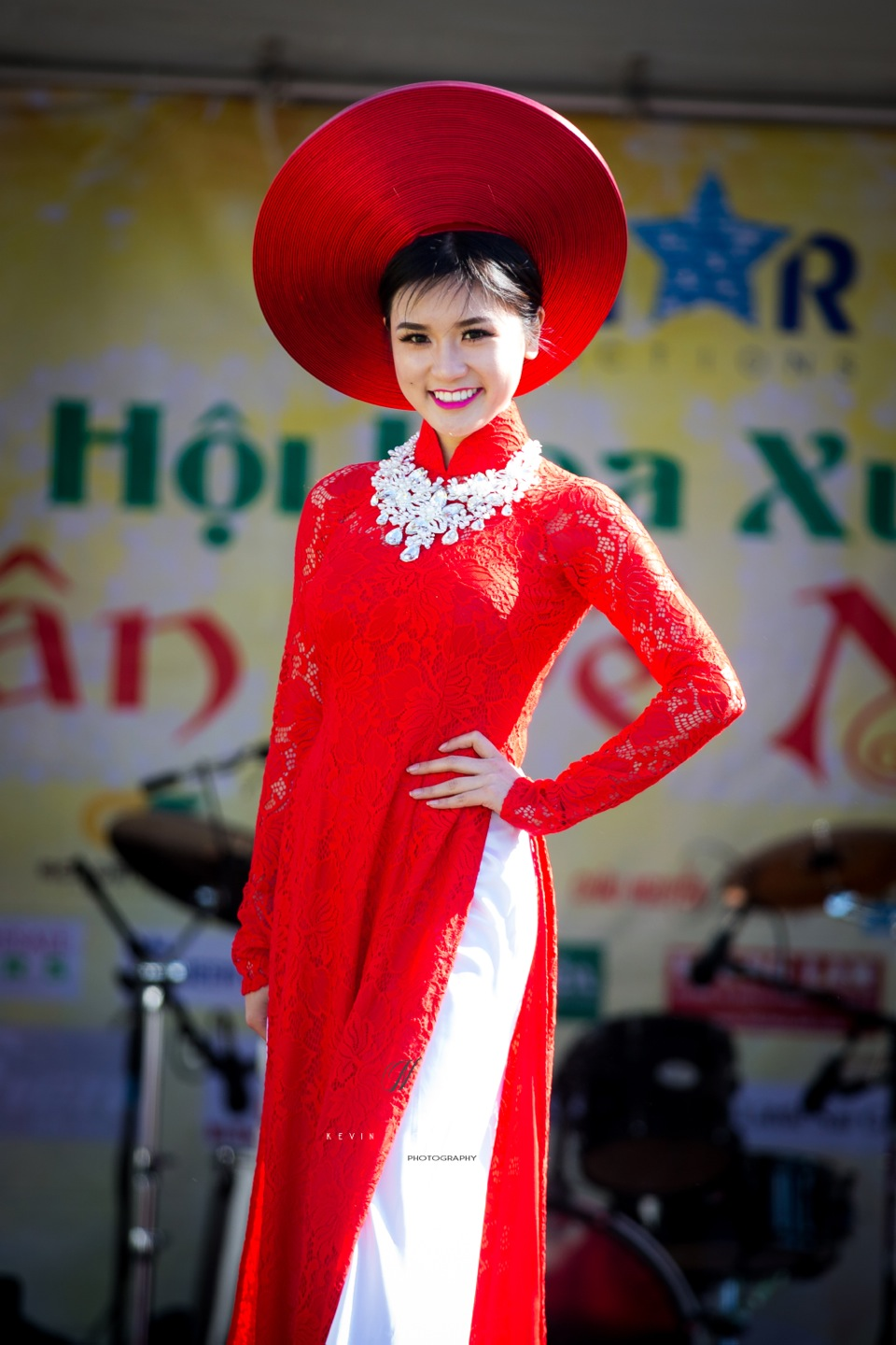 Hoi Hoa Xuân 2015 - Miss Vietnam of Northern California 2015 - Grand Century Mall - San Jose, CA - Image 139