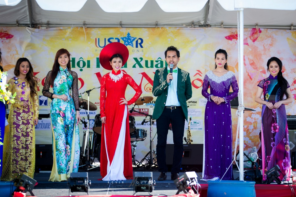 Hoi Hoa Xuân 2015 - Miss Vietnam of Northern California 2015 - Grand Century Mall - San Jose, CA - Image 141