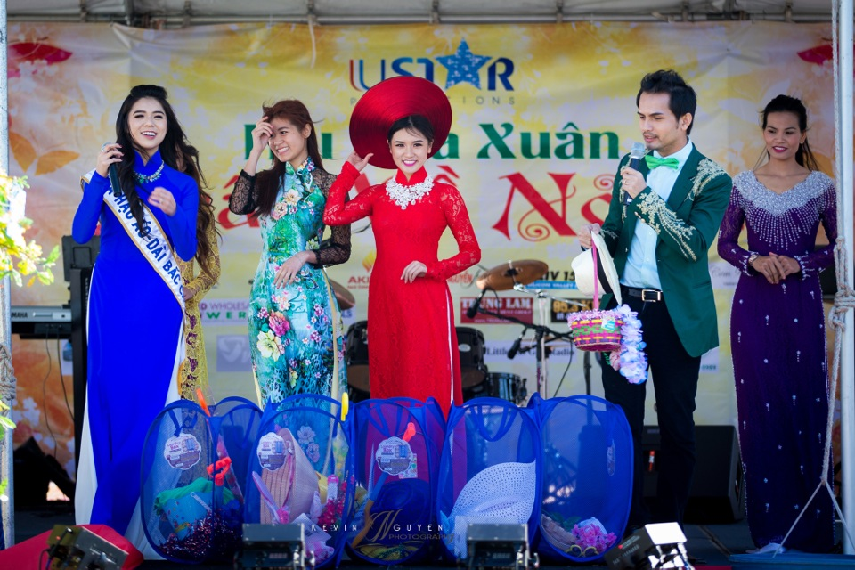 Hoi Hoa Xuân 2015 - Miss Vietnam of Northern California 2015 - Grand Century Mall - San Jose, CA - Image 142