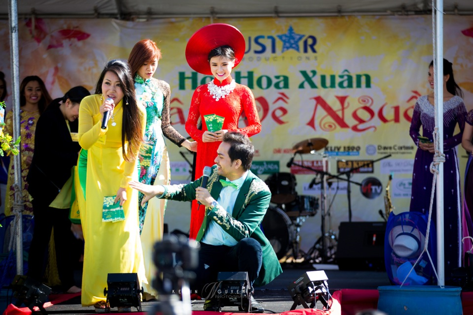Hoi Hoa Xuân 2015 - Miss Vietnam of Northern California 2015 - Grand Century Mall - San Jose, CA - Image 143