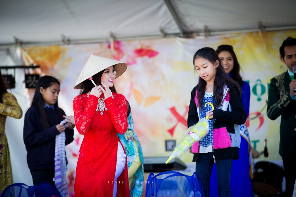 Hoi Hoa Xuân 2015 - Miss Vietnam of Northern California 2015 - Grand Century Mall - San Jose, CA - Image 144
