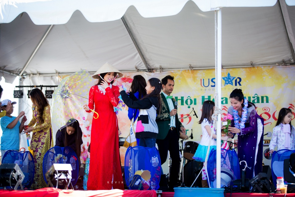 Hoi Hoa Xuân 2015 - Miss Vietnam of Northern California 2015 - Grand Century Mall - San Jose, CA - Image 147