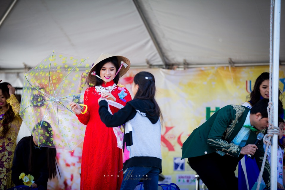 Hoi Hoa Xuân 2015 - Miss Vietnam of Northern California 2015 - Grand Century Mall - San Jose, CA - Image 148
