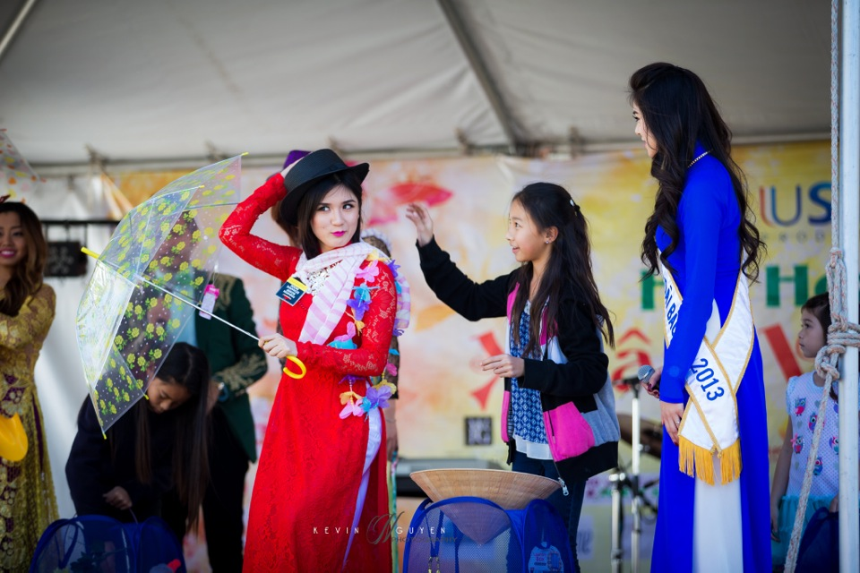Hoi Hoa Xuân 2015 - Miss Vietnam of Northern California 2015 - Grand Century Mall - San Jose, CA - Image 150