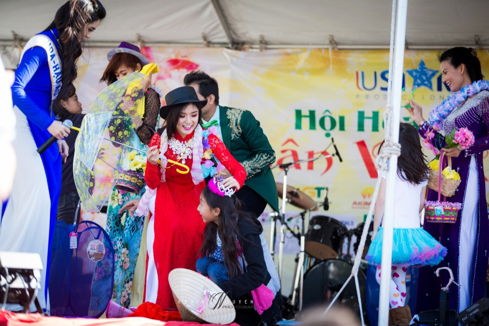 Hoi Hoa Xuân 2015 - Miss Vietnam of Northern California 2015 - Grand Century Mall - San Jose, CA - Image 152