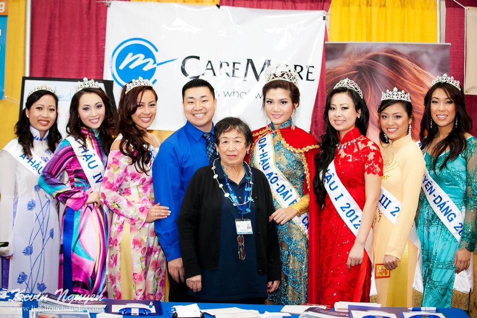 Hoi Tet 2012 - Hoa Hau Ao Dai Bac Cali 2012 - Quynh Phuong - Miss Vietnam of Northern California - Image 008