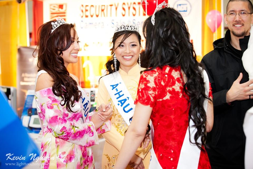 Hoi Tet 2012 - Hoa Hau Ao Dai Bac Cali 2012 - Quynh Phuong - Miss Vietnam of Northern California - Image 010