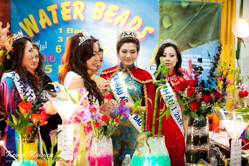 Hoi Tet 2012 - Hoa Hau Ao Dai Bac Cali 2012 - Quynh Phuong - Miss Vietnam of Northern California - Image 012