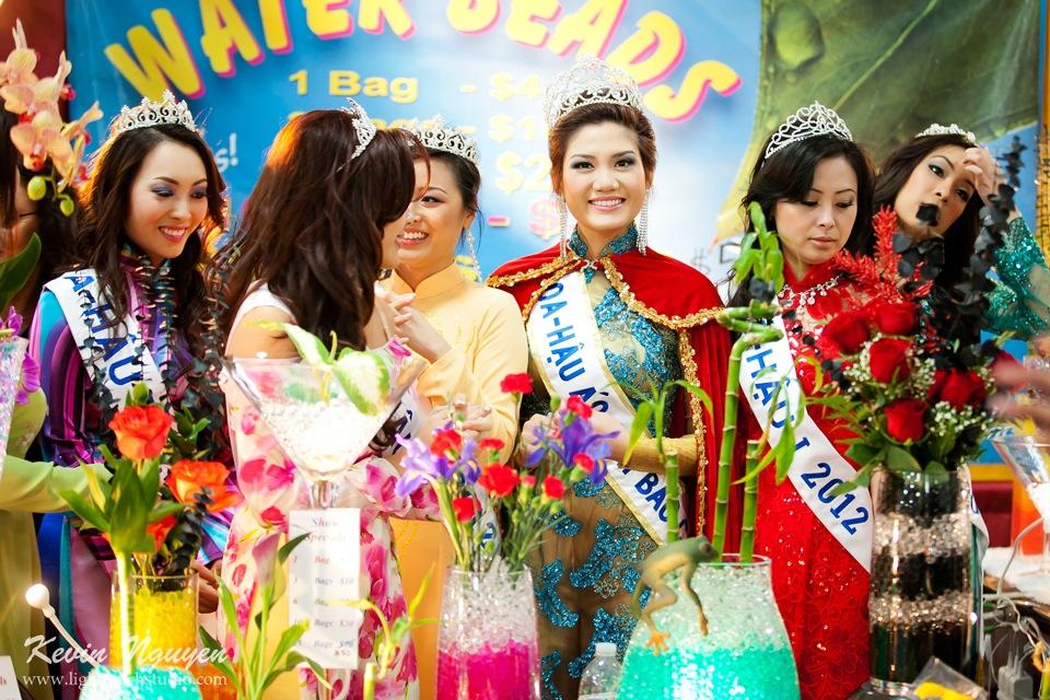 Hoi Tet 2012 - Hoa Hau Ao Dai Bac Cali 2012 - Quynh Phuong - Miss Vietnam of Northern California - Image 013