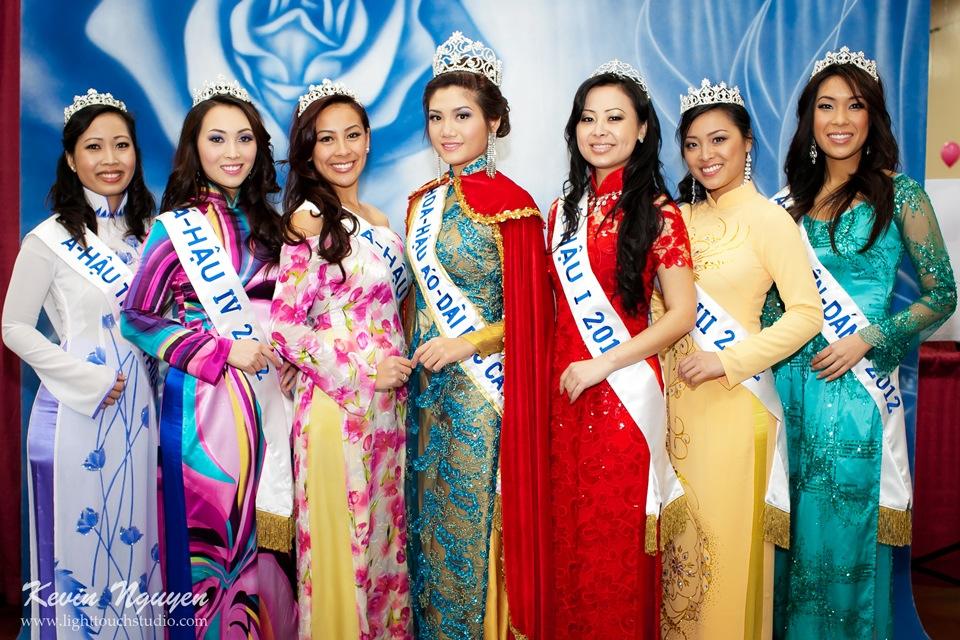 Hoi Tet 2012 - Hoa Hau Ao Dai Bac Cali 2012 - Quynh Phuong - Miss Vietnam of Northern California - Image 015