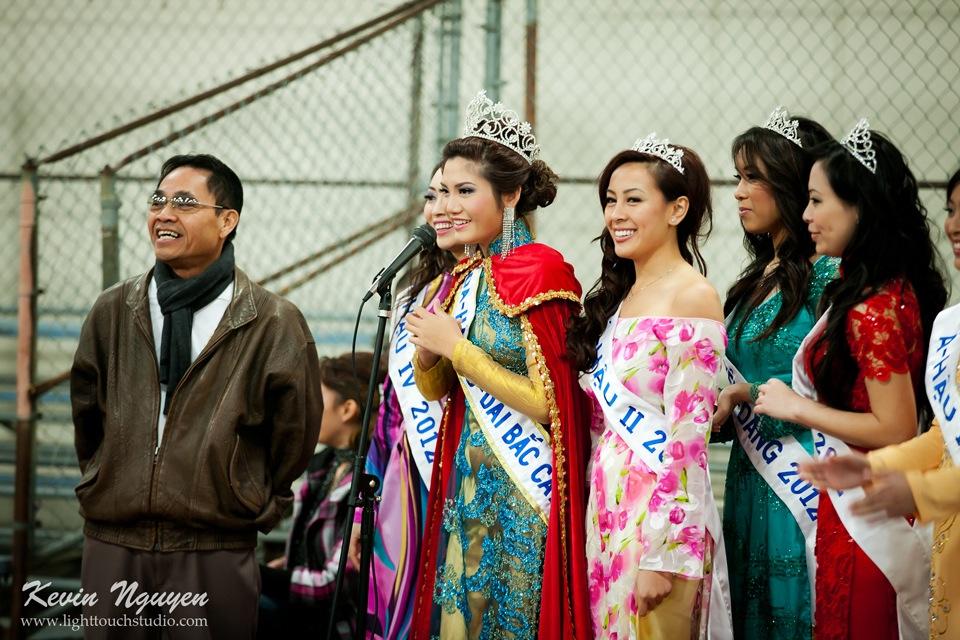 Hoi Tet 2012 - Hoa Hau Ao Dai Bac Cali 2012 - Quynh Phuong - Miss Vietnam of Northern California - Image 017