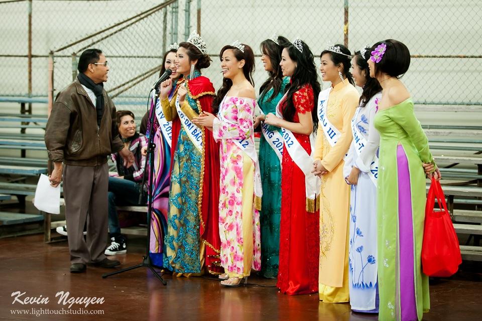Hoi Tet 2012 - Hoa Hau Ao Dai Bac Cali 2012 - Quynh Phuong - Miss Vietnam of Northern California - Image 018