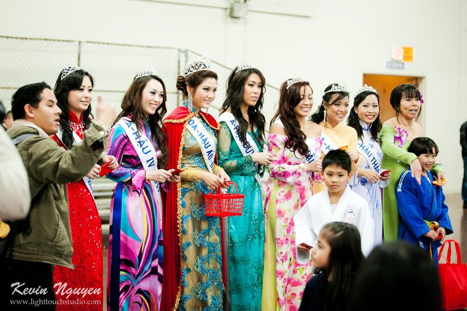 Hoi Tet 2012 - Hoa Hau Ao Dai Bac Cali 2012 - Quynh Phuong - Miss Vietnam of Northern California - Image 022