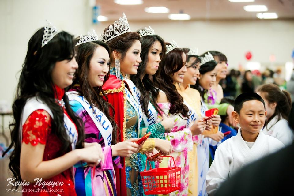 Hoi Tet 2012 - Hoa Hau Ao Dai Bac Cali 2012 - Quynh Phuong - Miss Vietnam of Northern California - Image 024