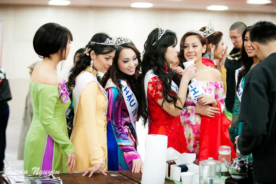 Hoi Tet 2012 - Hoa Hau Ao Dai Bac Cali 2012 - Quynh Phuong - Miss Vietnam of Northern California - Image 030