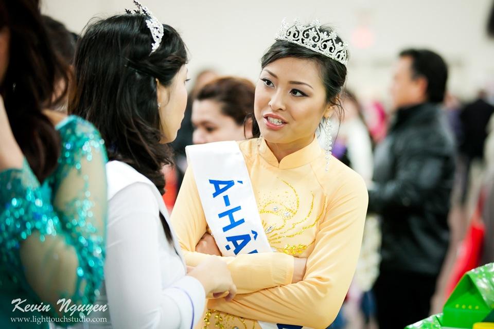 Hoi Tet 2012 - Hoa Hau Ao Dai Bac Cali 2012 - Quynh Phuong - Miss Vietnam of Northern California - Image 032