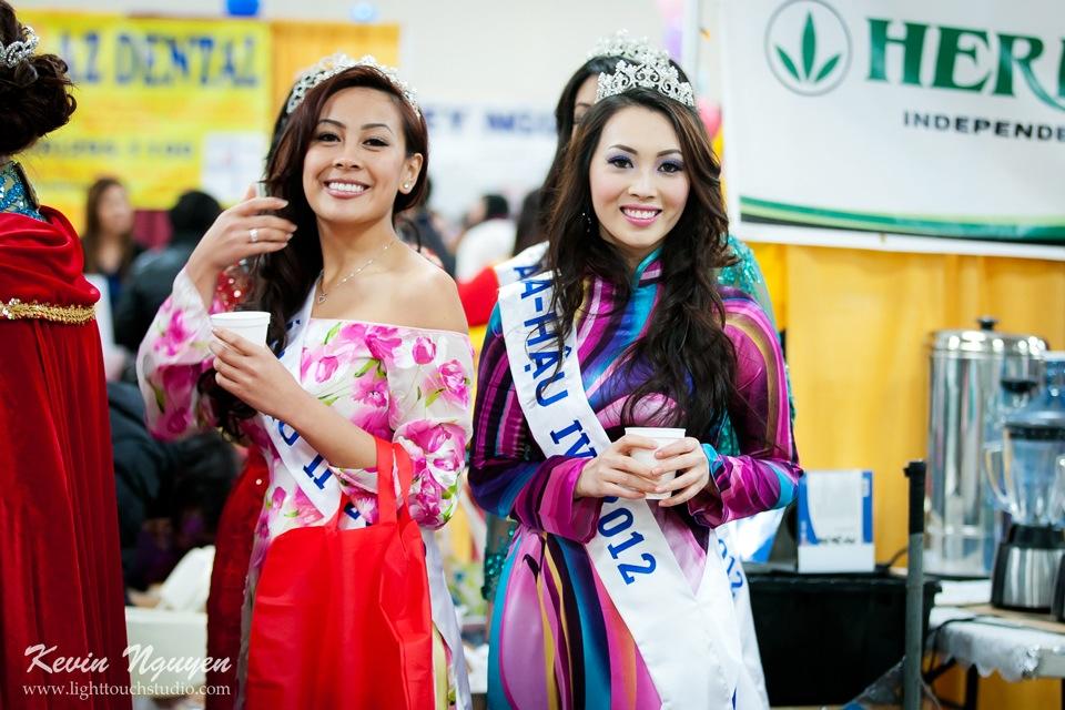 Hoi Tet 2012 - Hoa Hau Ao Dai Bac Cali 2012 - Quynh Phuong - Miss Vietnam of Northern California - Image 033