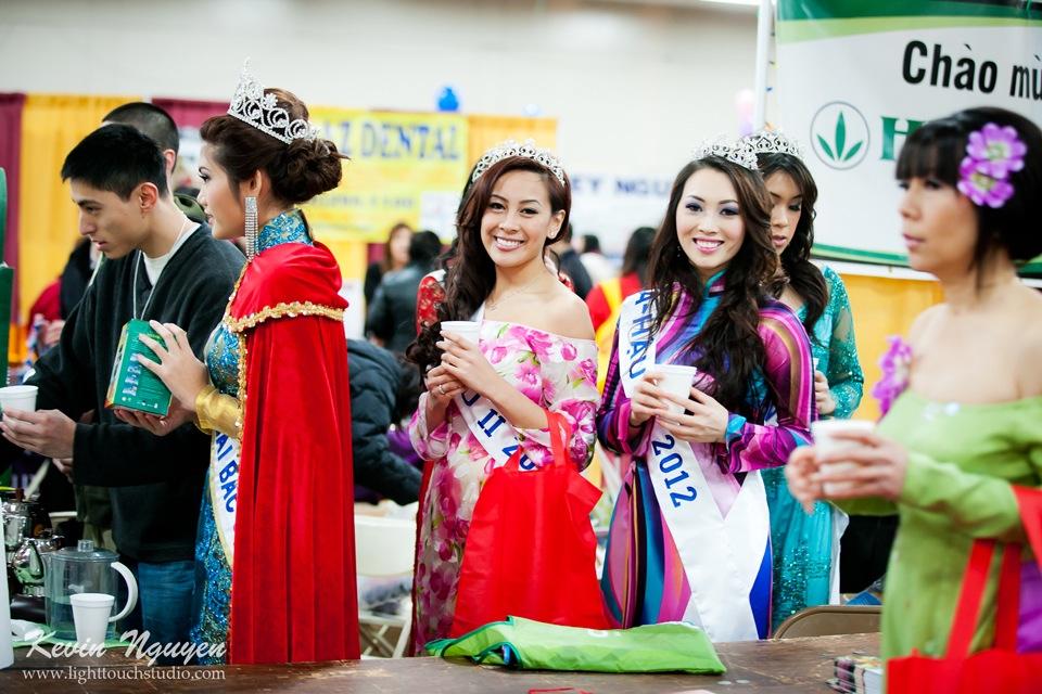 Hoi Tet 2012 - Hoa Hau Ao Dai Bac Cali 2012 - Quynh Phuong - Miss Vietnam of Northern California - Image 034