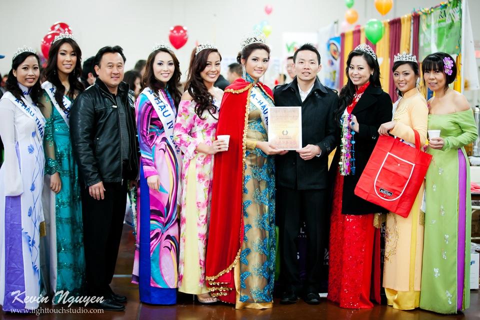 Hoi Tet 2012 - Hoa Hau Ao Dai Bac Cali 2012 - Quynh Phuong - Miss Vietnam of Northern California - Image 036