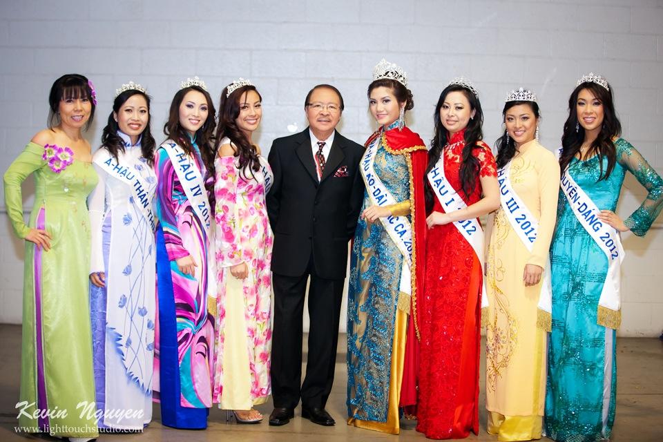 Hoi Tet 2012 - Hoa Hau Ao Dai Bac Cali 2012 - Quynh Phuong - Miss Vietnam of Northern California - Image 037