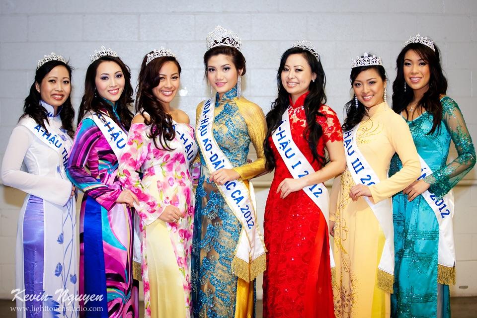 Hoi Tet 2012 - Hoa Hau Ao Dai Bac Cali 2012 - Quynh Phuong - Miss Vietnam of Northern California - Image 038