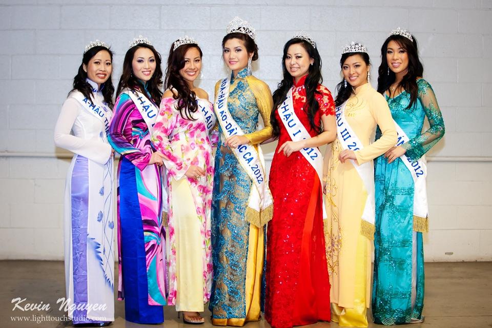 Hoi Tet 2012 - Hoa Hau Ao Dai Bac Cali 2012 - Quynh Phuong - Miss Vietnam of Northern California - Image 039