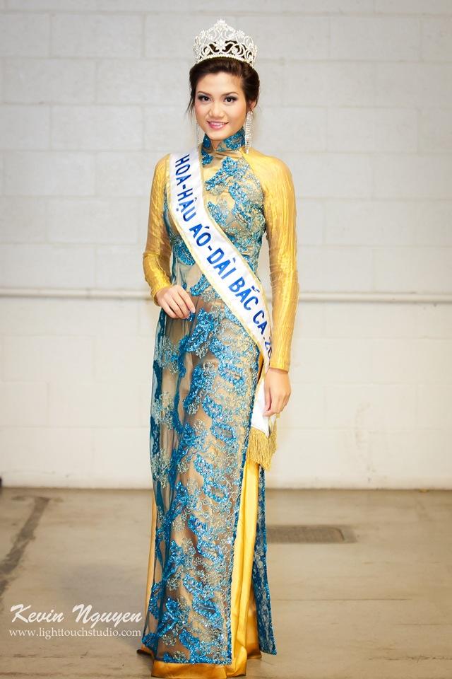 Hoi Tet 2012 - Hoa Hau Ao Dai Bac Cali 2012 - Quynh Phuong - Miss Vietnam of Northern California - Image 040