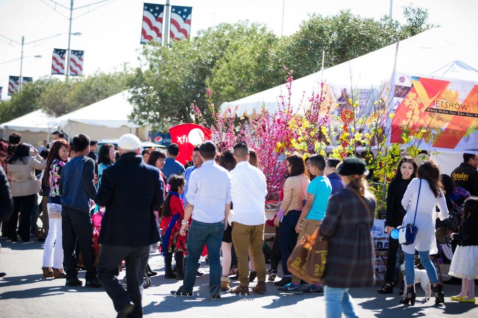 Hội Chợ Tết Fairgrounds 2015 - San Jose, CA - Image 102
