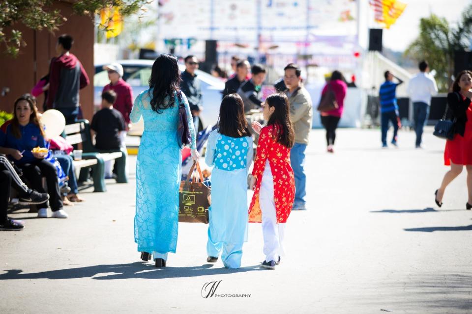 Hội Chợ Tết Fairgrounds 2015 - San Jose, CA - Image 104