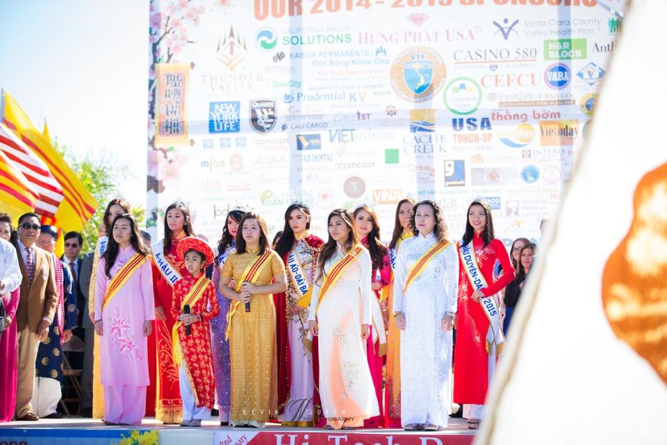 Hội Chợ Tết Fairgrounds 2015 - San Jose, CA - Image 114